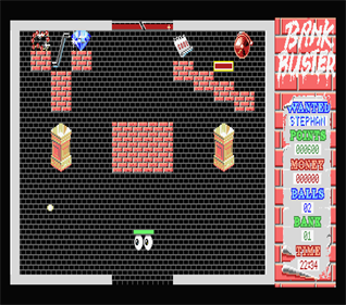 Bank Buster - Screenshot - Gameplay