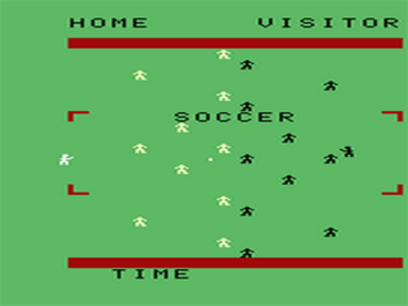 Soccer - Screenshot - Game Title
