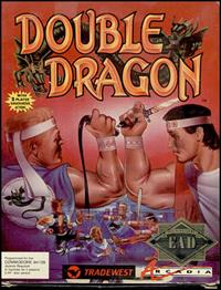 Double Dragon - Box - Front