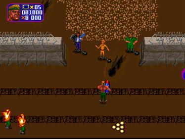 Total Carnage - Screenshot - Gameplay