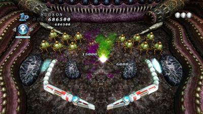 Alien Crush Returns - Screenshot - Gameplay