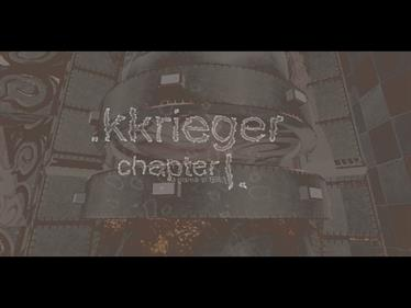 .kkrieger - Screenshot - Game Title