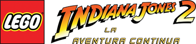 LEGO Indiana Jones 2: The Adventure Continues - Clear Logo