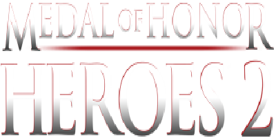 Medal of Honor: Heroes 2 - Clear Logo