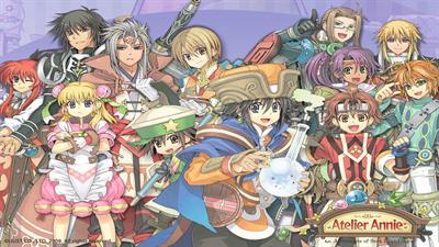 Atelier Annie: Alchemists of Sera Island - Fanart - Background