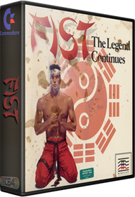 Fist: The Legend Continues - Box - 3D