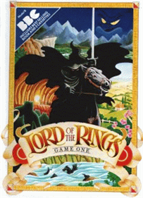 Lord of the Rings: Game One - Box - Front