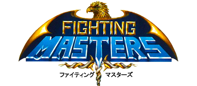Fighting Masters - Clear Logo