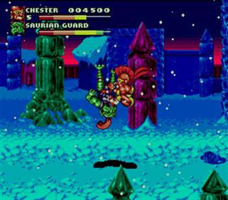 Stone Protectors - Screenshot - Gameplay
