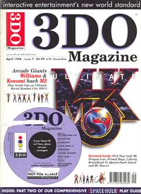 3DO Magazine: Interactive Sampler No 09