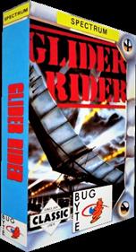 Glider Rider - Box - 3D