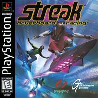 Streak: Hoverboard Racing