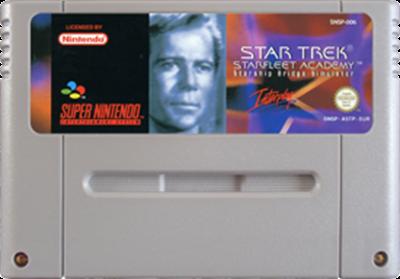 Star Trek: Starfleet Academy: Starship Bridge Simulator - Fanart - Cart - Front