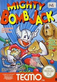 Mighty Bomb Jack - Box - Front