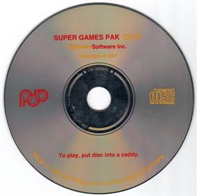 Super Games Pak - Disc