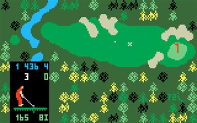 Chip Shot: Super Pro Golf - Screenshot - Gameplay