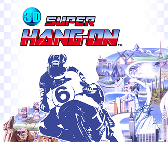 3D Super Hang-on