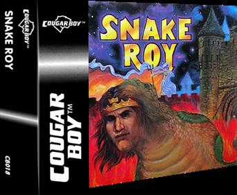 Snake Roy - Box - 3D
