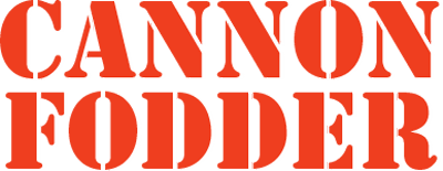Cannon Fodder - Clear Logo