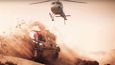 Dakar 18 - Fanart - Background