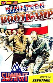 19 Part One: Boot Camp - Box - Front