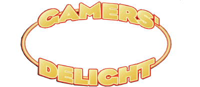 Gamers' Delight - Clear Logo