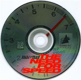 The Need for Speed - Disc