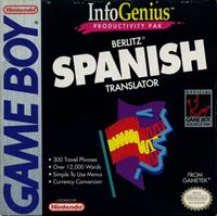 Berlitz Spanish Translator