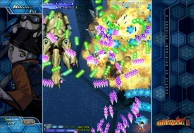 Castle of Shikigami III - Screenshot - Gameplay