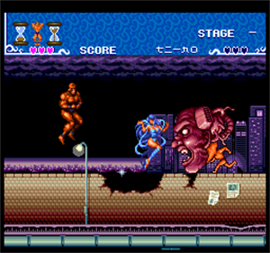 Ai Chou Aniki - Screenshot - Gameplay