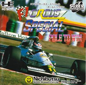 F1 Circus Special: Pole to Win