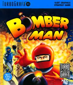Bomberman - Box - Front