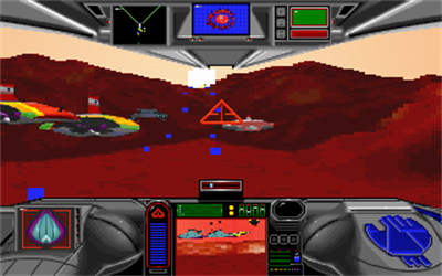 CyberRace - Screenshot - Gameplay