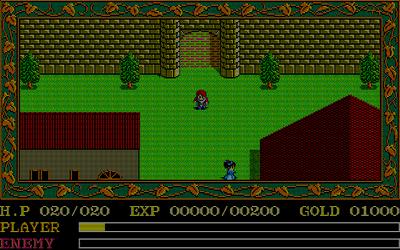 Ys: Ancient Ys Vanished - Screenshot - Gameplay