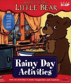 Little Bear Rainy Day Activities