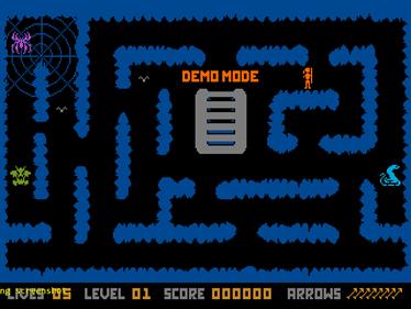 Dungeon Stalker - Screenshot - Gameplay