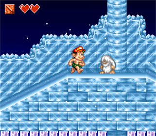 Super Adventure Island II - Screenshot - Gameplay
