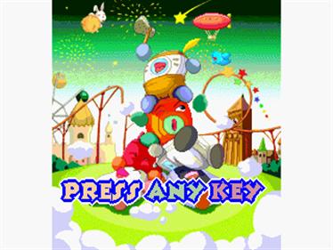 Rally Pop - Screenshot - Game Title