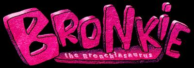 Bronkie the Bronchiasaurus - Clear Logo
