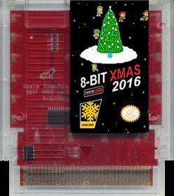 8-Bit Xmas 2016 - Cart - Front