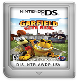 Garfield Gets Real Details Launchbox Games Database
