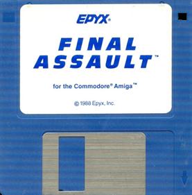Final Assault - Disc