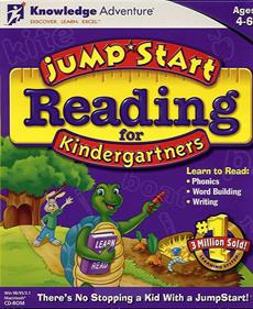 JumpStart Reading for Kindergartners