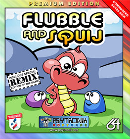 Flubble and Squij