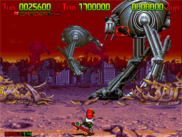 Alligator Hunt - Screenshot - Gameplay