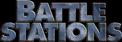 Battle Stations - Clear Logo