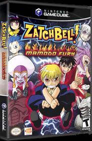 Zatch Bell! Mamodo Fury - Box - 3D