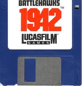 Battlehawks 1942 - Disc