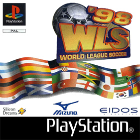 World League Soccer '98 - Box - Front