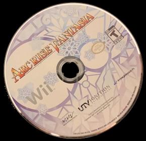 Arc Rise Fantasia - Disc